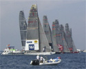 Exclusive: America's Cup goes Fleet Racing