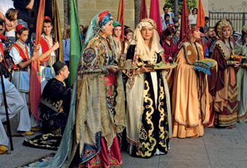 Moors and Christians in Crevillent - Spanish Fiestas - Valencia