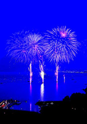 Firework Spectacular in Altea