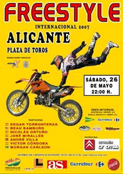Freestyle International Motorcycle Event