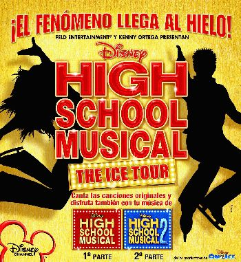 High School Musical - The Ice Tour