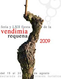 Requena Wine Harvest Festival 2009