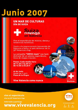 Swiss Day in Valencia